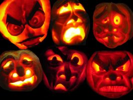 jack-o-collection by charlando
