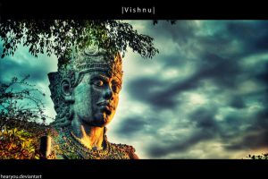 Vishnu by hearyou