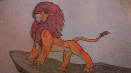 The Lion King by LonesomeSprite
