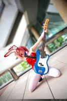 FLCL: Rock N Roll off Center by ObscuraVista