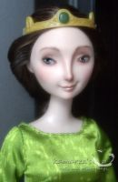 elinor doll repaint 1 by kamarza