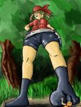 Giantess Draw - May by Colonel-Gabbo