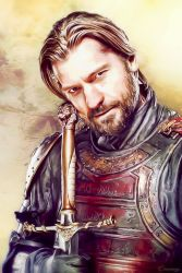 Jaime Lannister by camasarye