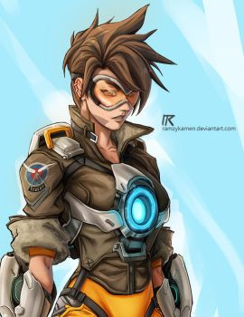 Tracer by RamzyKamen