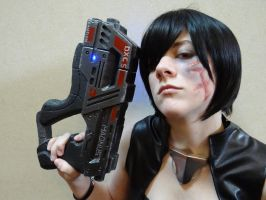 Mass Effect 2 - Commander Shepard by Cosplay4UsAll