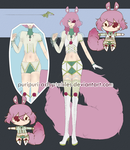 [Adopt Auction: Cavaliere Rosso]CLOSED Points/Cash by PuriPuri-Adoptables