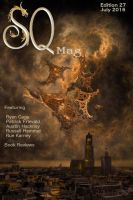 Cover SQ magazine 27 by taisteng