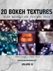 Texture Pack 12: Bokeh [Hi Res] by mercurycode