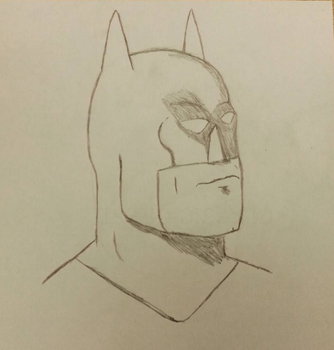 Batman by Alan1974