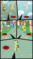 My little pony - the six winged serpent - p9 by Culu-Bluebeaver