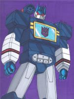 Soundwave by RobertMacQuarrie1