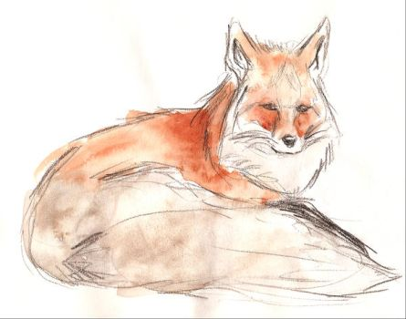 fox by blondass