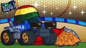 [Thumbnail] Rocket League by Memoski