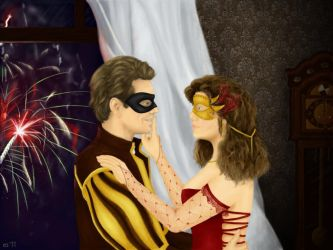 Masquerade - Forever Knight by ewigestudentin