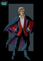 3rd doctor by nightwing1975