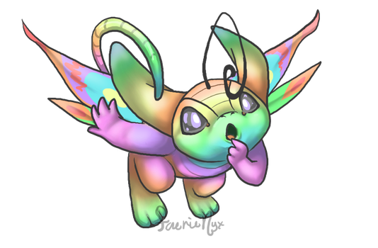 Petpet - Prism the Carmariller by tween-spaces