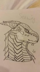 Seawing by liongirl44