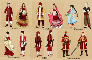 People of the Sutherlands by Lionel23