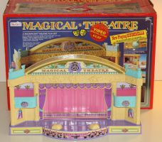 Bluebird Magical Theatre conversion 01 by MrVergee
