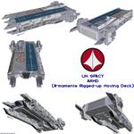 UN Spacy (early) ARMD Carrier by Chiletrek