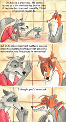 Vulpis Mentalis Page 3 by WickusE