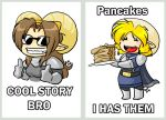 Misc - Cool Pancakes Bro by deeum