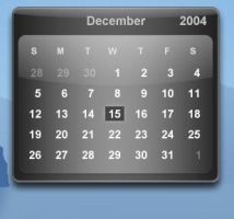 LhA Dark Calendar by 6XGate