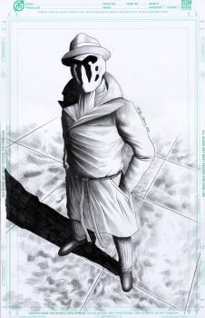 Rorschach by RuvelAbril