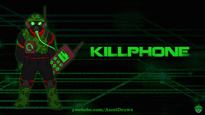 KillPhone by AnutDraws