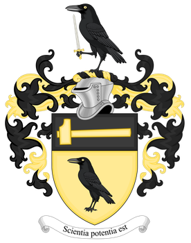 Personal Coat of Arms by Sir-Conor