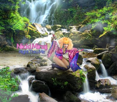 Nicki Minaj Photomanipulation by princess-katie90