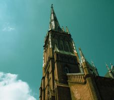 st. michael's cathedral by built-wid-in