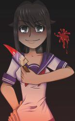 Yandere-chan by LilliTheFox