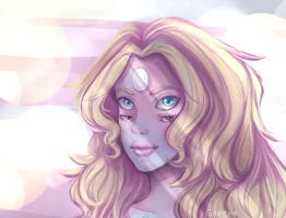 Rainbow Quartz by Spacegee