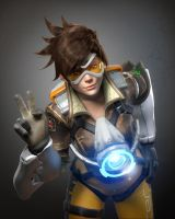 Tracer by DemonLeon3D