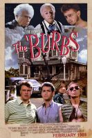 The 'Burbs poster2 by smalltownhero