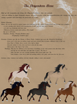 Dragonborn Horse_English by CalyArt