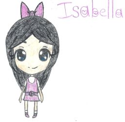 Isabella by lover-girl11
