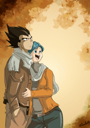 vegebul autumn by Sandra-delaIglesia