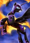Nightmare Moon by Adlynh