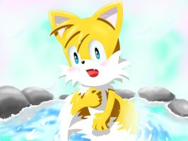 Tails - Opportune Time by Paredi