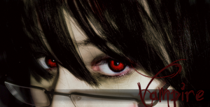 In the eyes of the Vampire by SapphireEyedStranger
