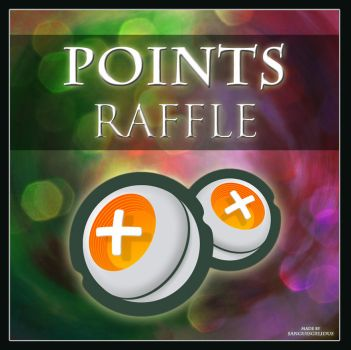 500 Points Raffle (OVER! Winners announced!) by JoJoesArt
