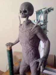WIP clean cut by barbelith2000ad