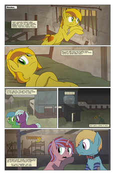Fallout Equestria: Grounded page 101 by BruinsBrony216
