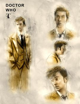 Doctor Who by Templesmith