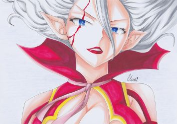 Mirajane ~ Satan Soul (with Speedpaint) by CrystalMelody-FT