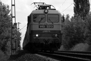 Class V43 Hungarian train by SAW-Taylor