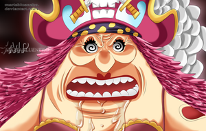 Big Mom872 by MariaBlueNeko