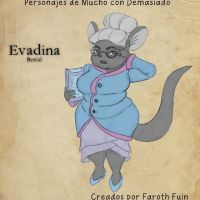Evadina by FarothFuin